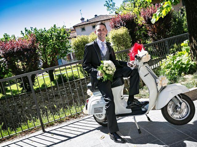 Il matrimonio di Luca e Giada a Martinengo, Bergamo 7