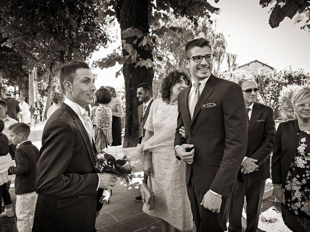 Il matrimonio di Luca e Giada a Martinengo, Bergamo 8