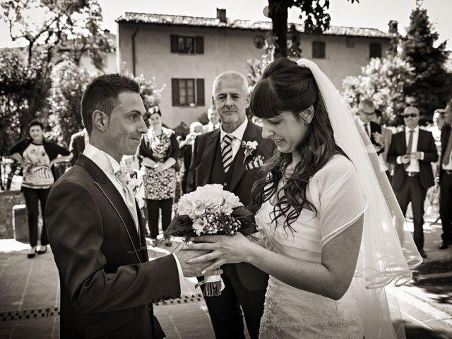 Il matrimonio di Luca e Giada a Martinengo, Bergamo 9
