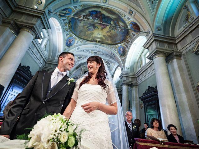 Il matrimonio di Luca e Giada a Martinengo, Bergamo 10