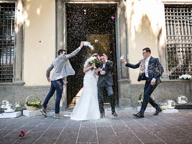 Il matrimonio di Luca e Giada a Martinengo, Bergamo 11