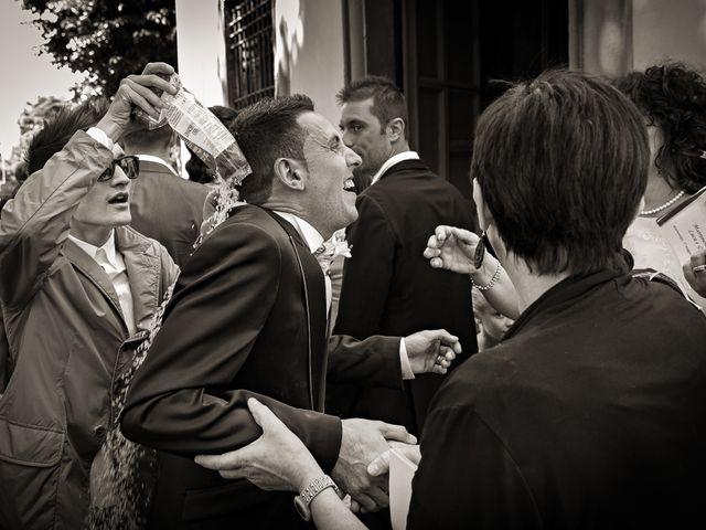 Il matrimonio di Luca e Giada a Martinengo, Bergamo 13
