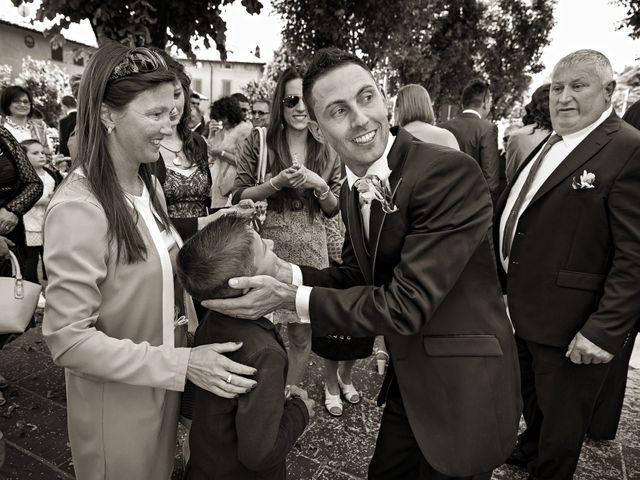Il matrimonio di Luca e Giada a Martinengo, Bergamo 14