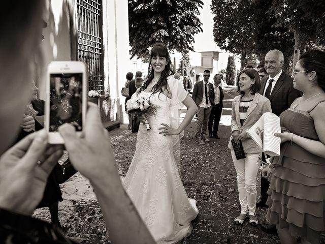 Il matrimonio di Luca e Giada a Martinengo, Bergamo 15