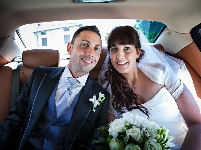 Il matrimonio di Luca e Giada a Martinengo, Bergamo 18