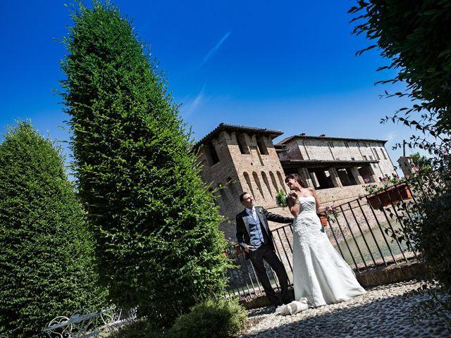 Il matrimonio di Luca e Giada a Martinengo, Bergamo 20