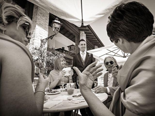 Il matrimonio di Luca e Giada a Martinengo, Bergamo 21