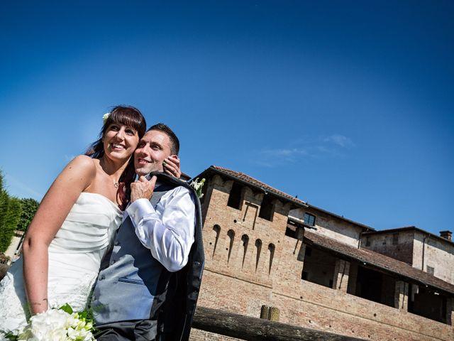 Il matrimonio di Luca e Giada a Martinengo, Bergamo 1