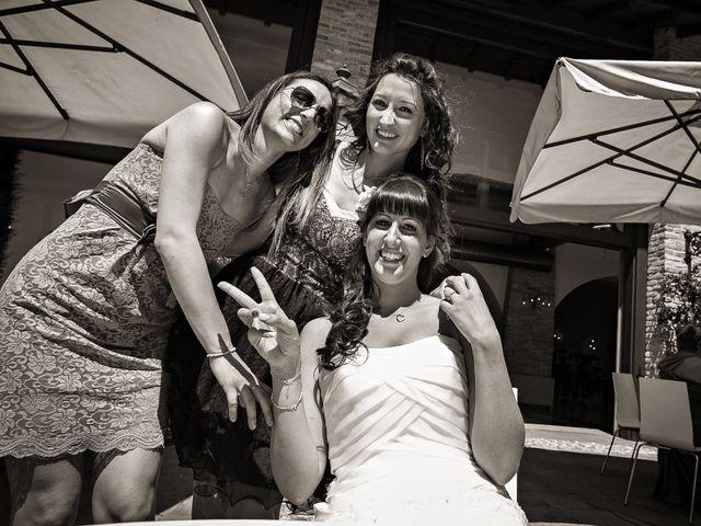 Il matrimonio di Luca e Giada a Martinengo, Bergamo 22