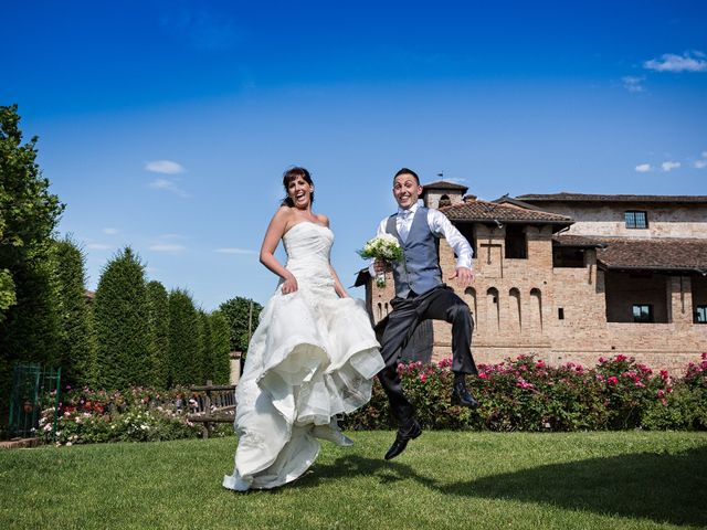Il matrimonio di Luca e Giada a Martinengo, Bergamo 2