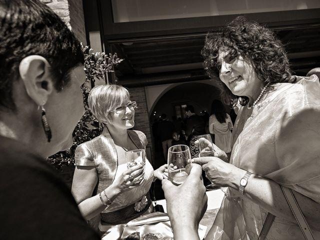 Il matrimonio di Luca e Giada a Martinengo, Bergamo 25