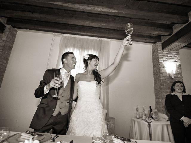 Il matrimonio di Luca e Giada a Martinengo, Bergamo 29