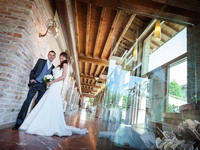 Il matrimonio di Luca e Giada a Martinengo, Bergamo 30