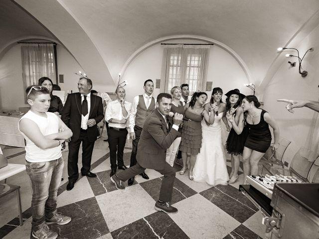 Il matrimonio di Luca e Giada a Martinengo, Bergamo 36