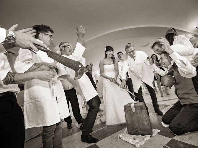 Il matrimonio di Luca e Giada a Martinengo, Bergamo 37