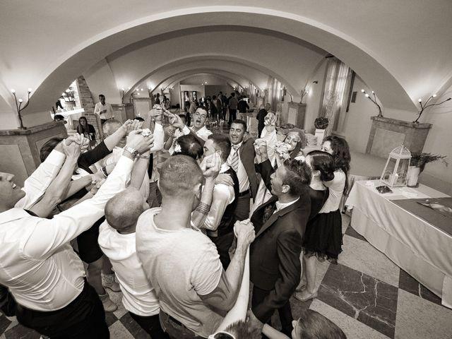 Il matrimonio di Luca e Giada a Martinengo, Bergamo 38