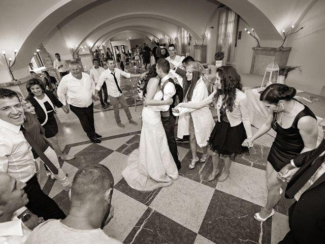 Il matrimonio di Luca e Giada a Martinengo, Bergamo 39