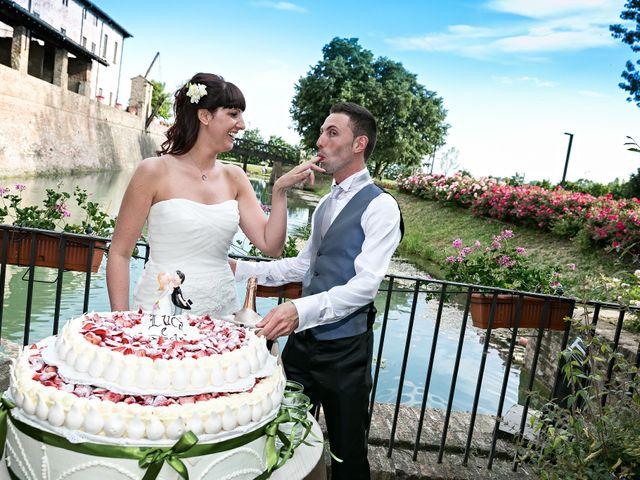 Il matrimonio di Luca e Giada a Martinengo, Bergamo 40