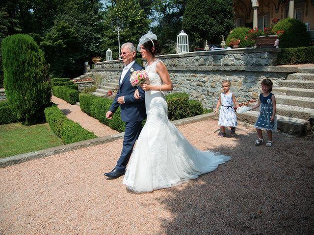 Il matrimonio di Luciano e Sara a Mapello, Bergamo 24