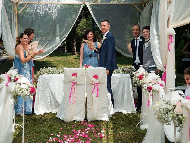 Il matrimonio di Luciano e Sara a Mapello, Bergamo 27