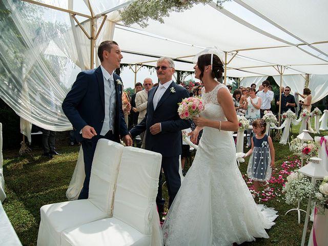 Il matrimonio di Luciano e Sara a Mapello, Bergamo 28