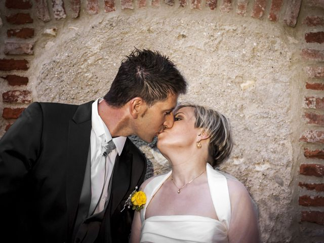 Il matrimonio di Adriano e Federica a Caprino Veronese, Verona 30