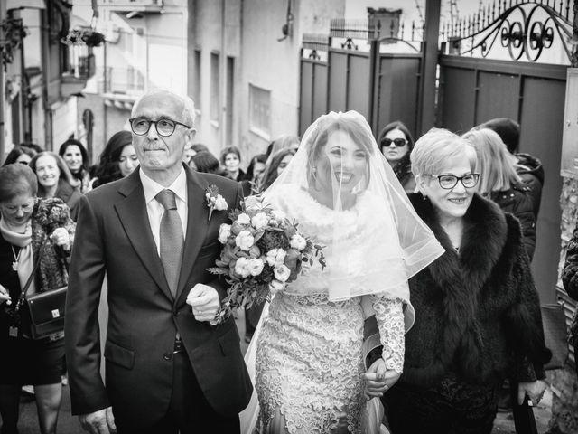 Il matrimonio di Lara e Francesco a Paternò, Catania 23