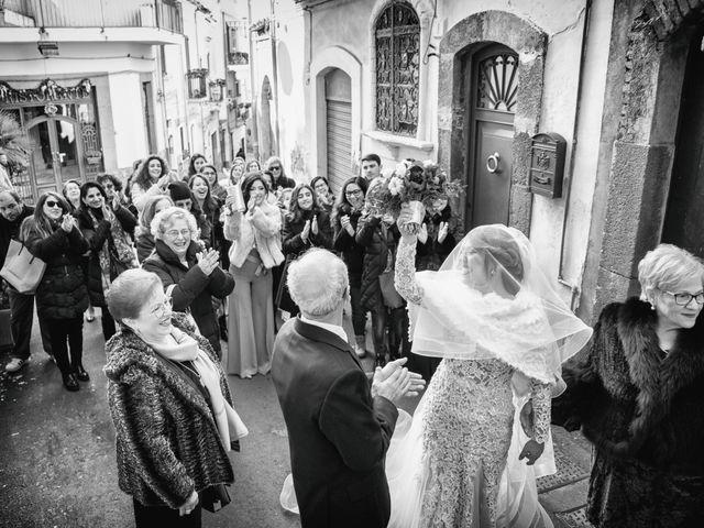 Il matrimonio di Lara e Francesco a Paternò, Catania 24