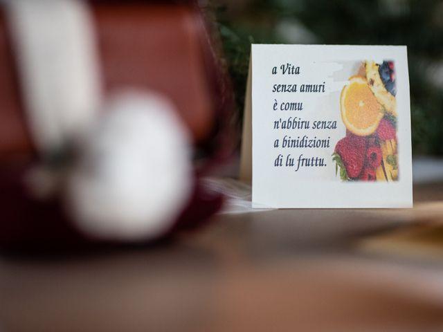 Il matrimonio di Lara e Francesco a Paternò, Catania 41