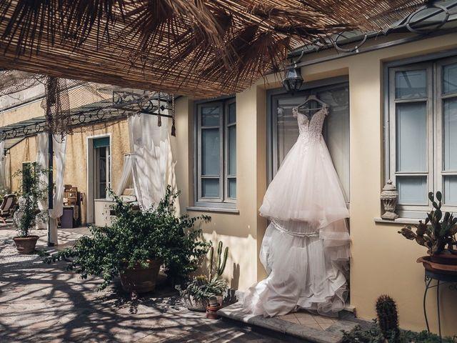 Il matrimonio di Matteo e Sara a Torre del Lago, Lucca 1