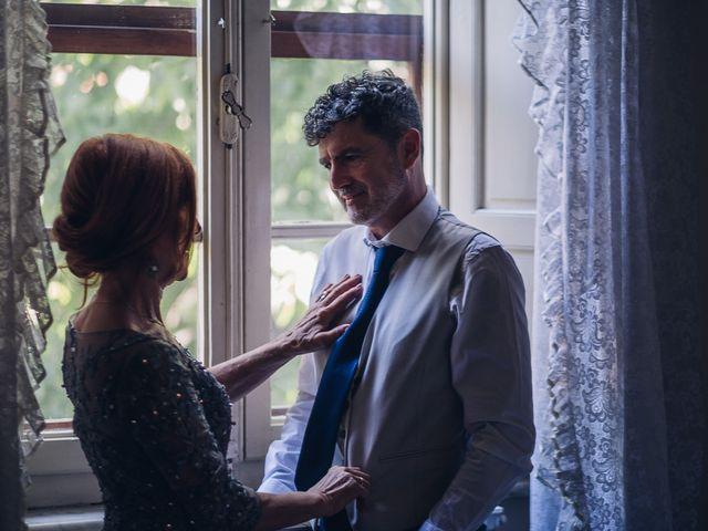 Il matrimonio di Matteo e Sara a Torre del Lago, Lucca 12