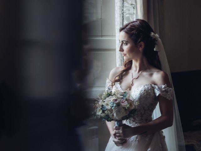 Il matrimonio di Matteo e Sara a Torre del Lago, Lucca 18
