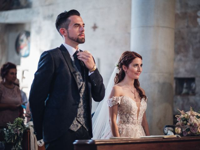 Il matrimonio di Matteo e Sara a Torre del Lago, Lucca 21