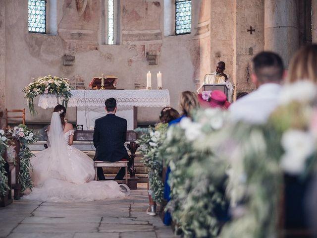 Il matrimonio di Matteo e Sara a Torre del Lago, Lucca 22