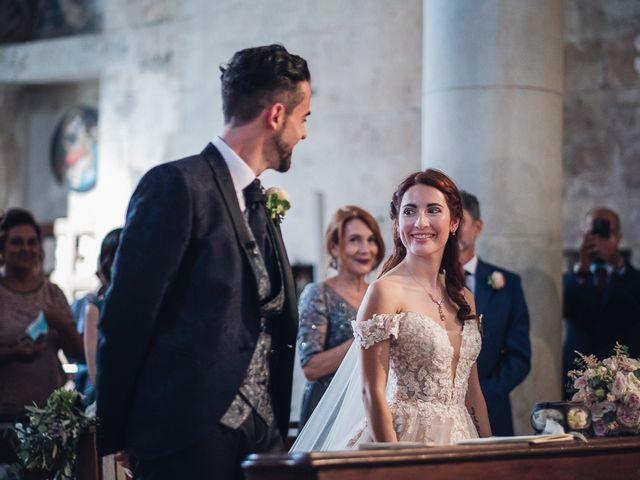 Il matrimonio di Matteo e Sara a Torre del Lago, Lucca 23