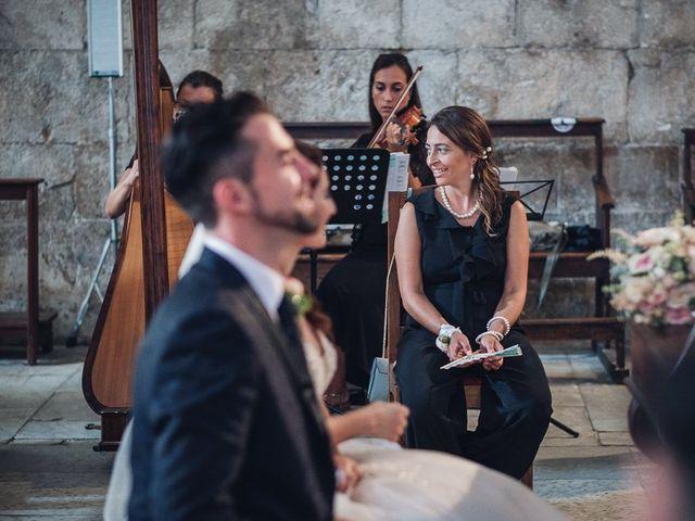 Il matrimonio di Matteo e Sara a Torre del Lago, Lucca 28
