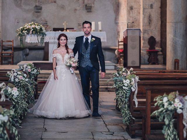 Il matrimonio di Matteo e Sara a Torre del Lago, Lucca 29