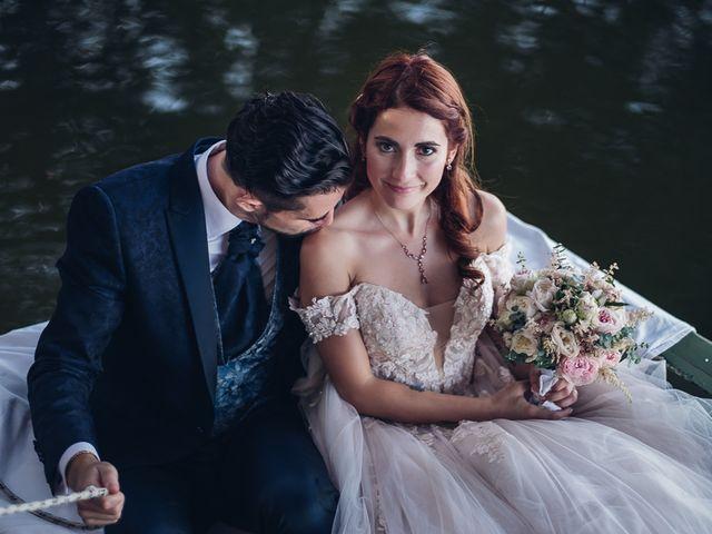Il matrimonio di Matteo e Sara a Torre del Lago, Lucca 35