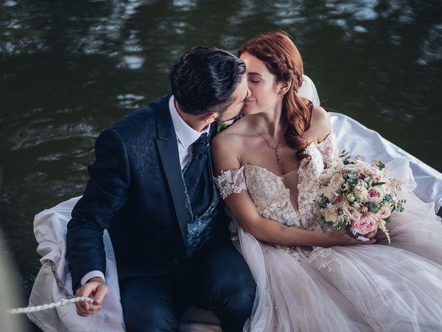 Il matrimonio di Matteo e Sara a Torre del Lago, Lucca 36
