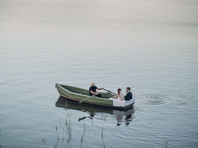 Il matrimonio di Matteo e Sara a Torre del Lago, Lucca 37