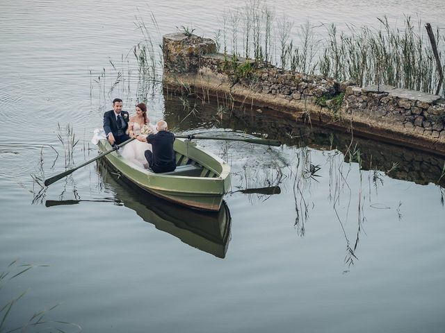 Il matrimonio di Matteo e Sara a Torre del Lago, Lucca 38