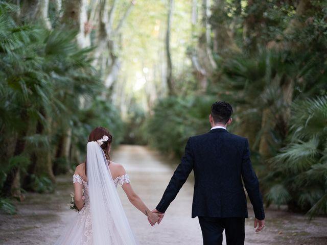 Il matrimonio di Matteo e Sara a Torre del Lago, Lucca 40
