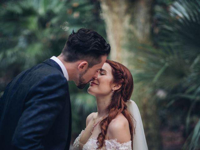 Il matrimonio di Matteo e Sara a Torre del Lago, Lucca 43