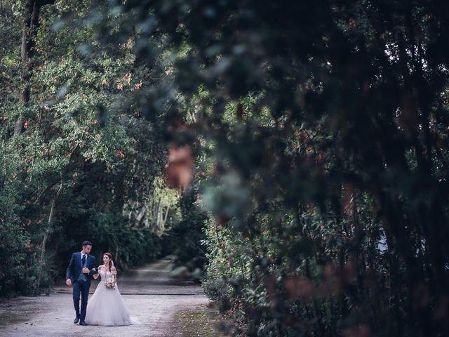 Il matrimonio di Matteo e Sara a Torre del Lago, Lucca 46