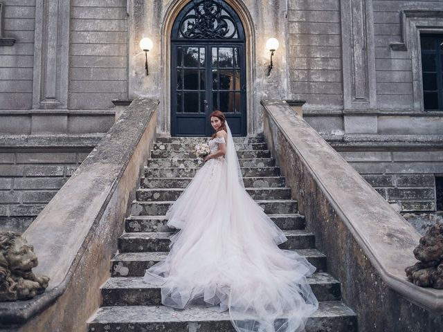 Il matrimonio di Matteo e Sara a Torre del Lago, Lucca 47