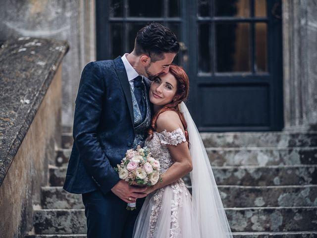 Il matrimonio di Matteo e Sara a Torre del Lago, Lucca 48