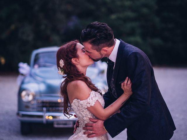Il matrimonio di Matteo e Sara a Torre del Lago, Lucca 55