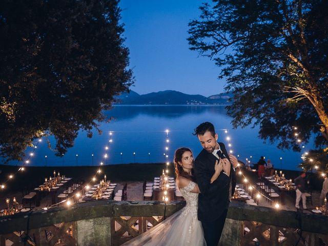 Il matrimonio di Matteo e Sara a Torre del Lago, Lucca 58