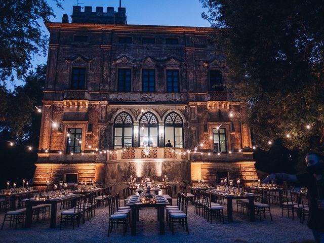 Il matrimonio di Matteo e Sara a Torre del Lago, Lucca 59