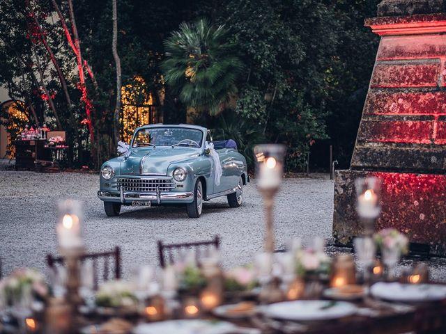 Il matrimonio di Matteo e Sara a Torre del Lago, Lucca 62